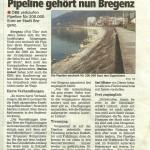 """""""Die Vorstellung über den Wert der Pipeline gingen weit auseinander"""""""
