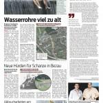 """""""Und die Eisenbahn?""""  Gastkommentar von Jürgen Weiss"""