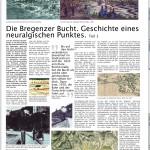 Die Bregenzer Bucht. Geschichte eines neuralgischen Punktes (Teil 1), 12.1.2014 VN
