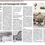 Bewegte und bewegende Zeiten (Teil3), 26.01.2015 - VN