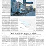 Der Jubiläumszug bleibt in der Bürokratie stecken, 14.05.2019 -  Neue Zürcher Zeitung