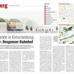 Wende in Entscheidung um Bregenzer Bahnhof, 26.05.2019 - NEUE