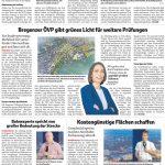 Bregenzer ÖVP: grünes Licht für weitere Prüfungen, 7.7.2021, VN